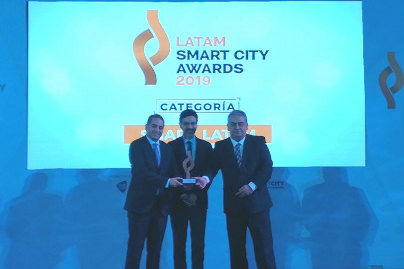 Chile gana en competencia internacional de Ciudades Inteligentes