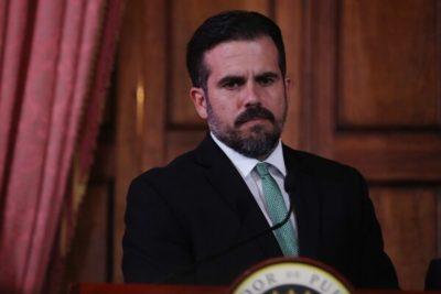Gobernador de Puerto Rico presenta su dimisión ante ola de protestas