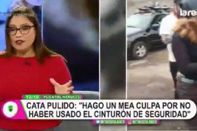 Catalina Pulido ofrece disculpas a Carabineros y se desmarca de dichos de Alejandra Valle