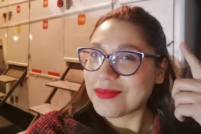 """""""Me equivoqué"""": Alejandra Valle se disculpó con Carabineros por dichos tras detención de Catalina Pulido"""
