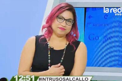 """""""Comparto la decisión que tomó el canal"""": la reacción de Alejandra Valle ante el despido de Catalina Pulido de La Red"""