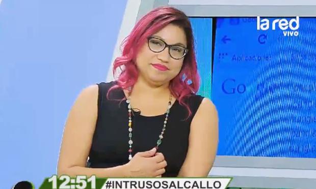 Alejandra Valle cierra su cuenta de Twitter tras insultar a Carabineros