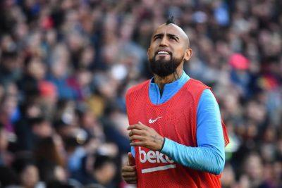 La tajante respuesta de Vidal sobre su futuro en el Barcelona