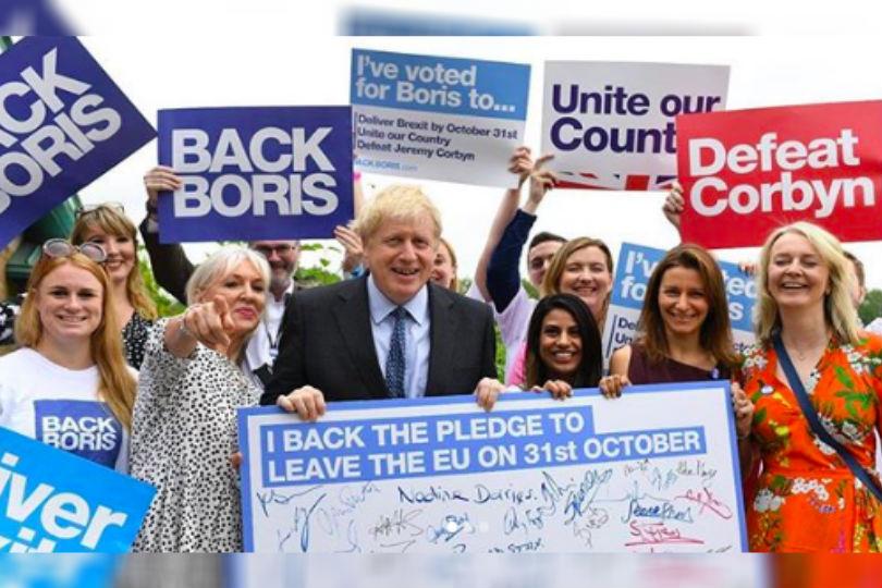 """""""Boris Johnson es electo como el nuevo Primer Ministro de Gran Bretaña"""""""