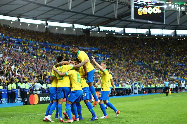 Brasil es el nuevo campeón de América
