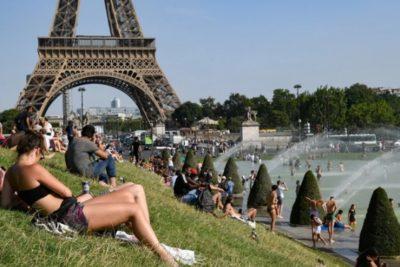 Europa se prepara para soportar temperaturas sobre los 40 grados