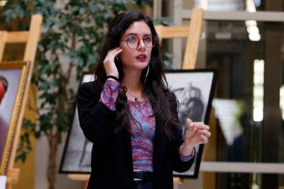 """Camila Vallejo: """"La Nueva Mayoría no existe"""""""
