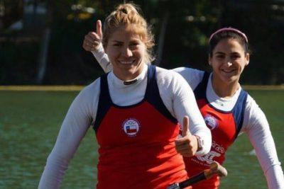Juegos Panamericanos: Chile obtuvo plata en C2 500 femenino del canotaje