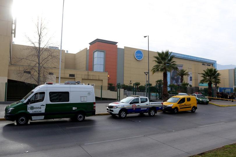 Dos lesionados tras violento asalto a camión de valores en mall Florida Center