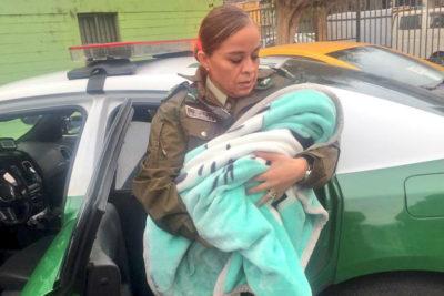 Denuncian a mujer por abandono: niño de cuatro años debía cuidar a su hermano menor