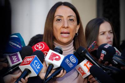"""Vocera de Gobierno: """"Enfrentemos al terrorismo con unidad"""""""