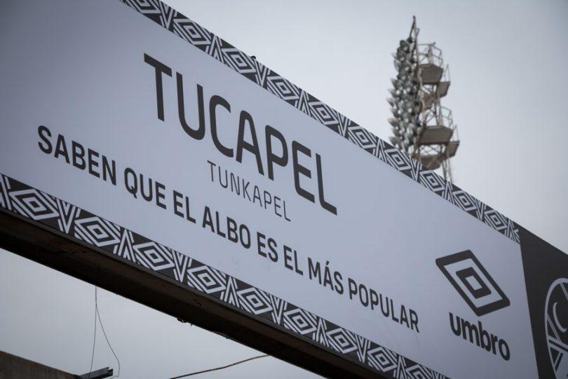 Colo Colo incorpora el mapudungún en la señalética del Estadio Monumental