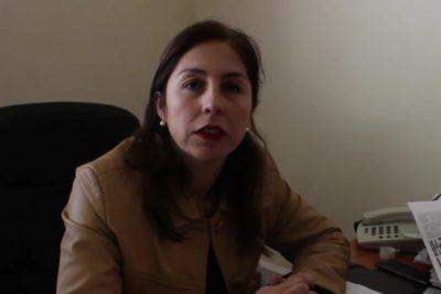 """""""La fiscalía debía mostrar una cabeza"""": el mensaje de la ex concejala de Limache al entregarse a la PDI"""