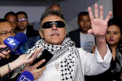 Colombia ofrece recompensa en dólares por exjefe FARC prófugo