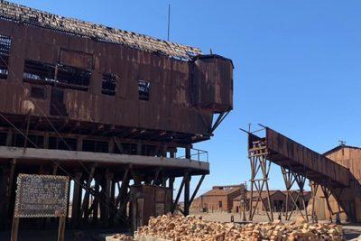 Unesco retira a las salitreras Humberstone y Santa Laura de la lista de patrimonio mundial en peligro