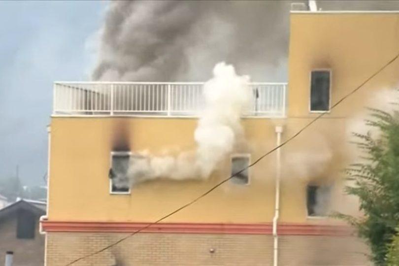 Japón: incendio intencional en estudio de anime deja más de 20 muertos