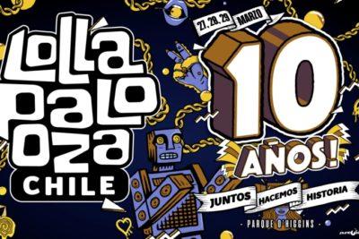 """""""Diez años y la venta sigue horrible"""": reportan problemas en sitio web para adquirir entradas para Lollapalooza Chile"""