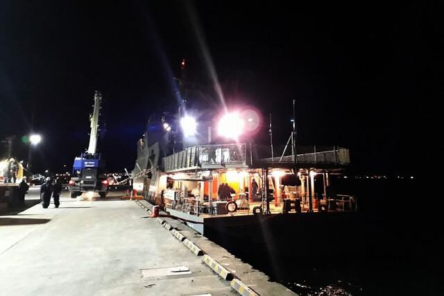 Derrame de 40 mil litros de petróleo en Isla Guarello está contenido