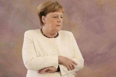 """Angela Merkel busca despejar las dudas por sus temblores: """"Puedo hacer mi trabajo"""""""