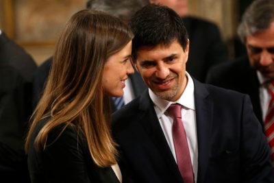 Millaray Viera confirma quiebre con el diputado Marcelo Díaz