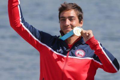 Felipe Miranda será el abanderado de Chile en los Panamericanos de Lima 2019