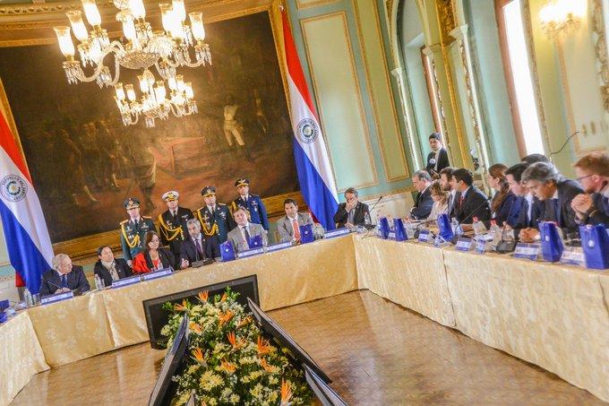Autoridades chilenas participan de reunión de coordinación para candidatura del Mundial 2030