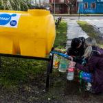 Hasta cinco años de cárcel arriesgan los culpables de corte de agua en Osorno