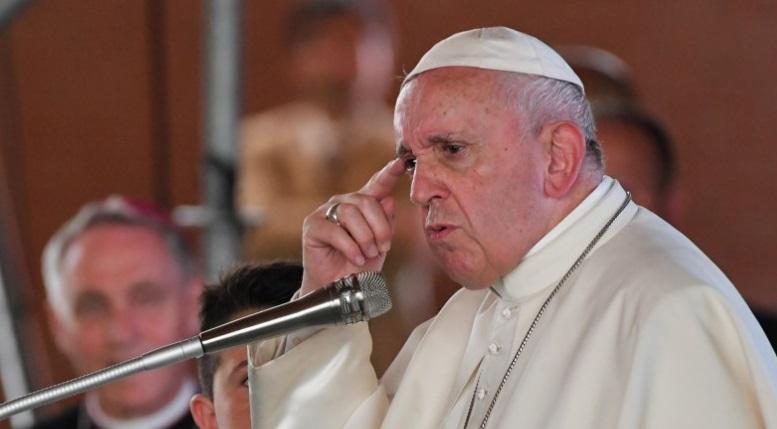 """Papa Francisco sobre la prostitución: """"Es un vicio repugnante y una enfermedad de la humanidad"""""""