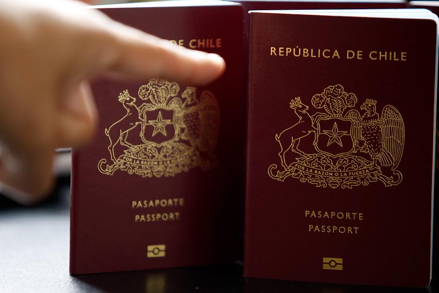 Pasaporte chileno es elegido como el más importante de Latinoamérica