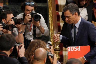 España podría repetir elecciones: Pedro Sánchez vuelve a fracasar y no logra votos para ser presidente