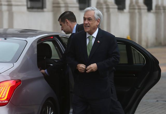 """Jueces se van en picada contra Piñera: """"Busca sacarse la responsabilidad"""""""
