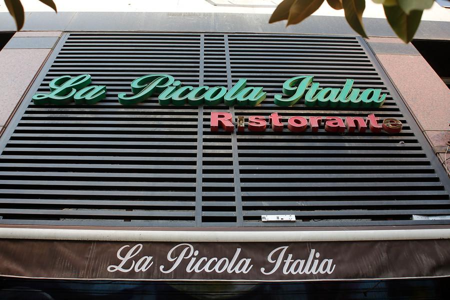 Irregularidades estructurales: seremi de Salud fiscalizó locales de La Piccola Italia