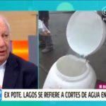 """Ricardo Lagos por Essal: """"Ellos tienen una concesión, no son dueños del agua"""""""