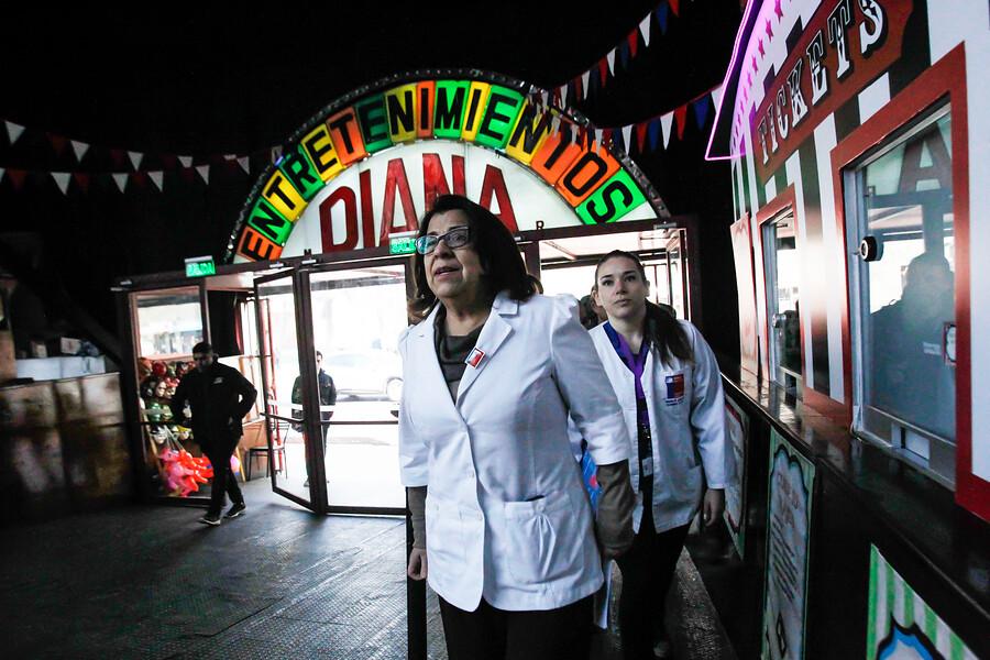 Abren sumario sanitario a los juegos Diana