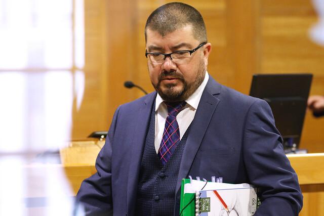 Sergio Moya negó vinculación con montaje en caso Huracán