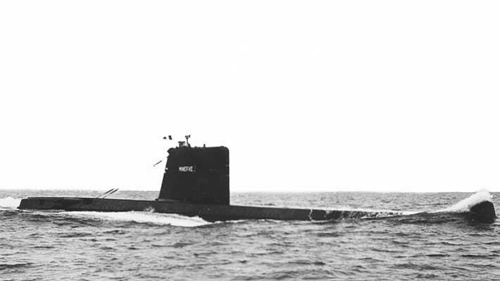 Encontraron un submarino francés desaparecido hace 51 años