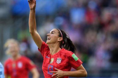 Imparable: Estados Unidos vence a Inglaterra y es finalista del Mundial Femenino