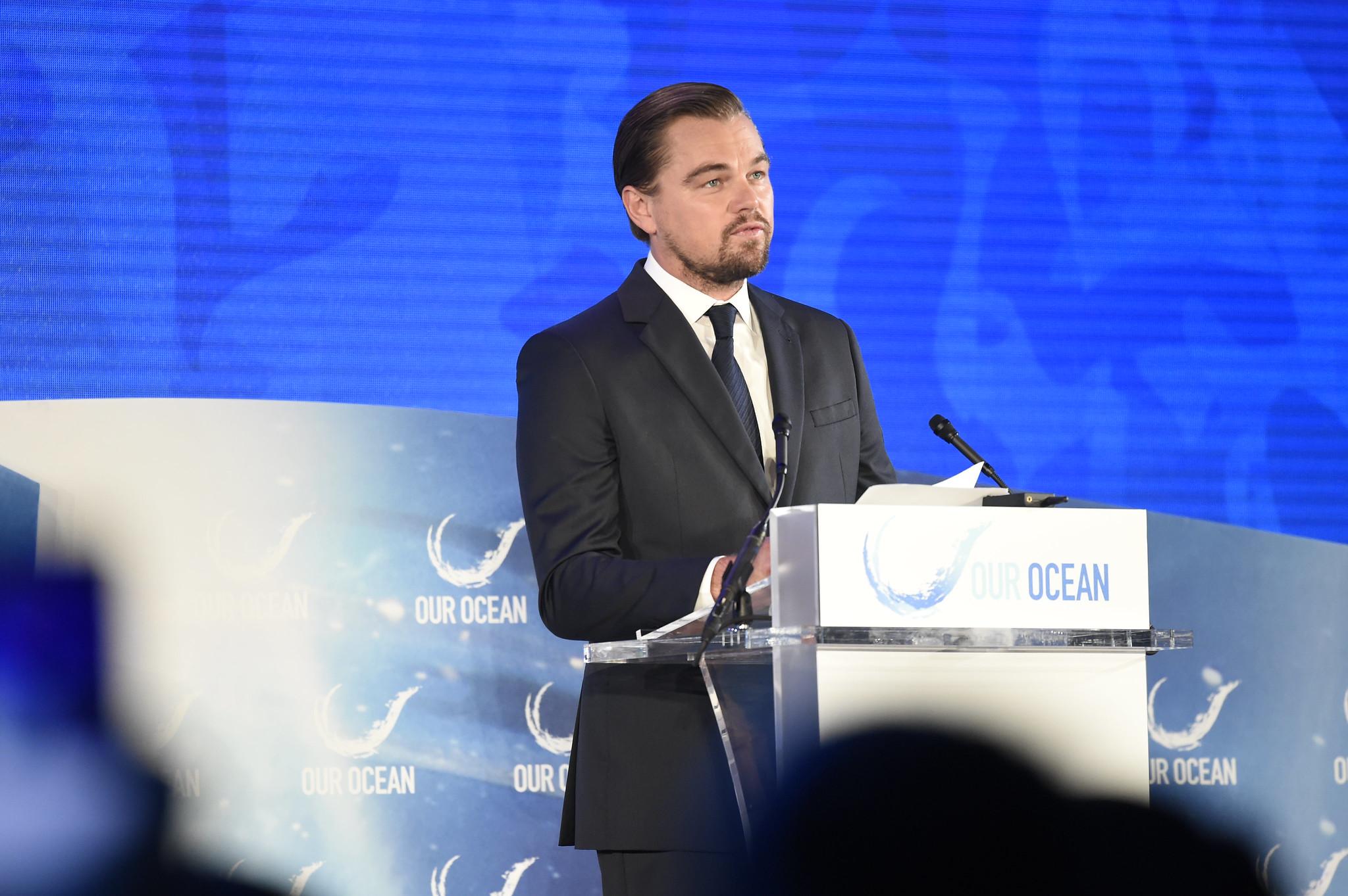 """""""Leonardo DiCaprio realiza millonaria donación para salvar la Amazonía"""""""