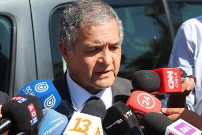 """Mario Carroza: extradición del """"comandante Ramiro"""" se llevaría a cabo en un corto plazo"""