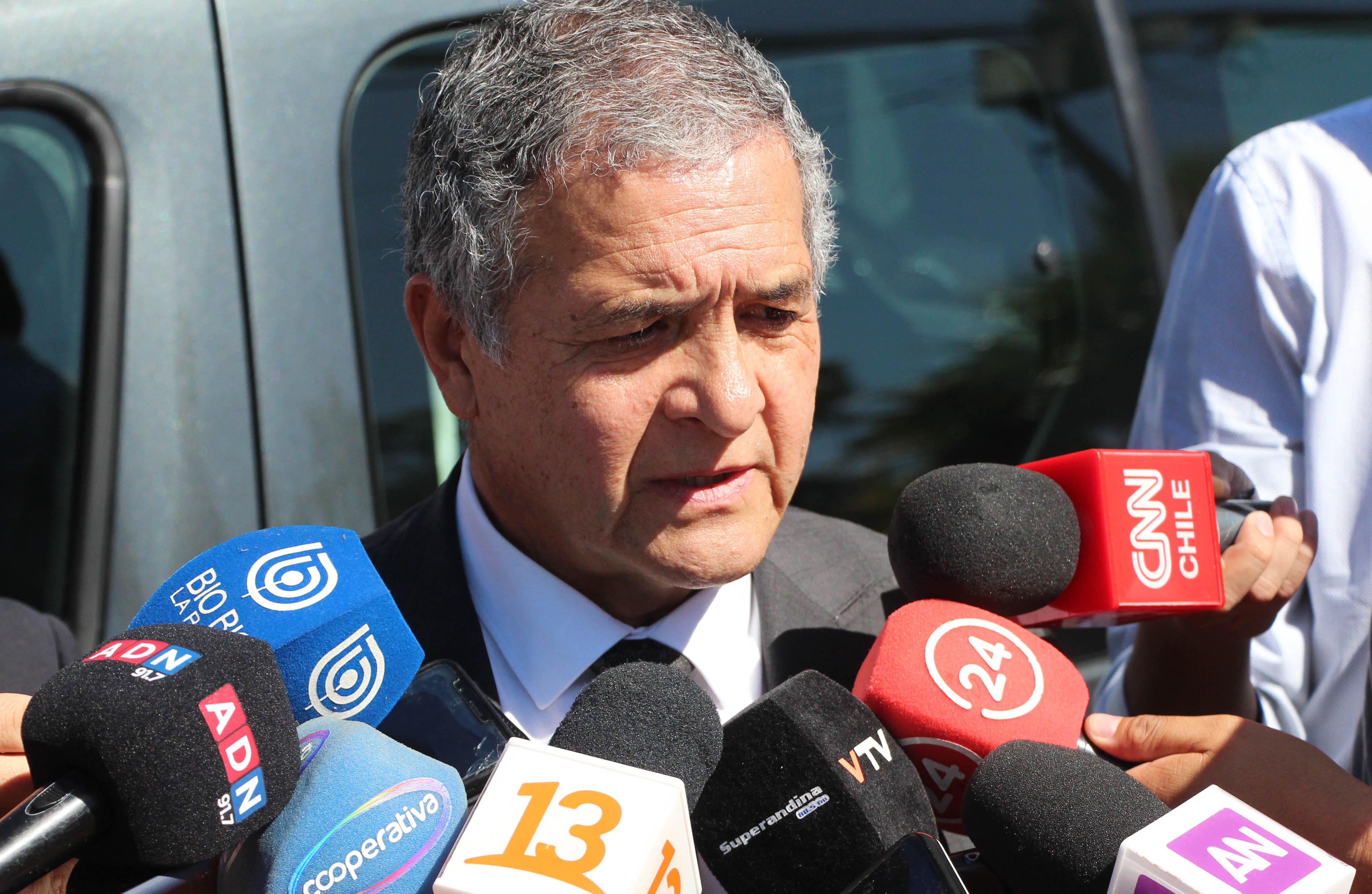 """""""Mario Carroza: extradición del"""