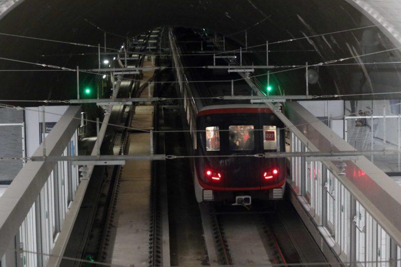 """Vecinos de Las Condes le cierran la puerta a la Línea 7: """"Llega el Metro y llegan los delincuentes"""""""