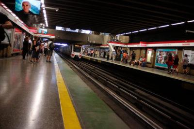 Metro reporta retrasos e interrupciones en el servicio de la Línea 1 y 2