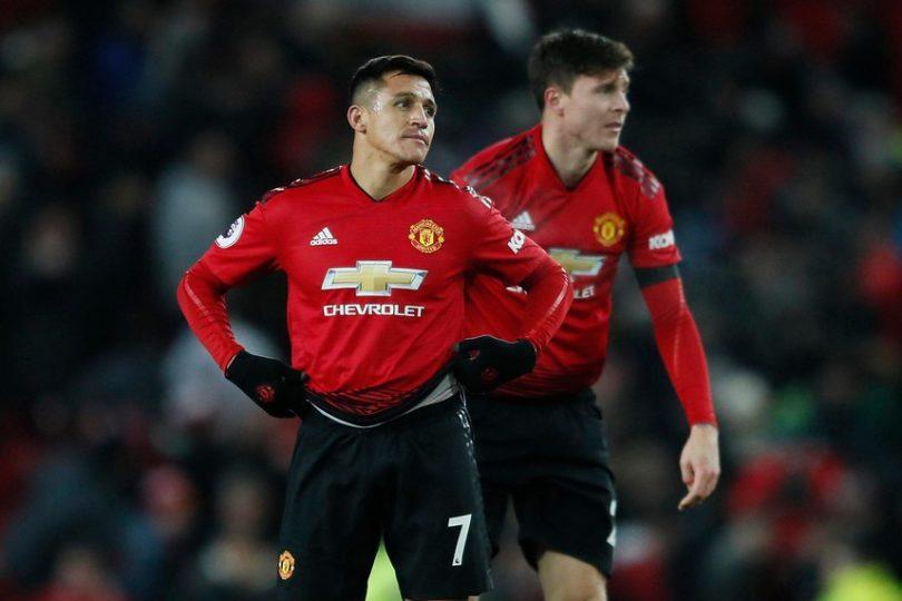 Prensa inglesa afirma que Alexis peleó con juvenil del United durante un entrenamiento