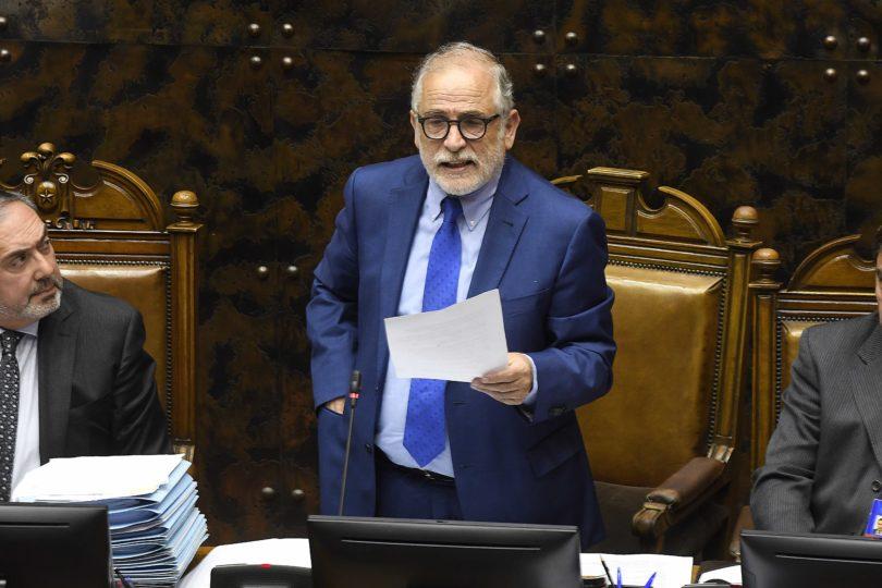 Diputados RN denunciaron a senador Carlos Montes por vincular narcotráfico con la política