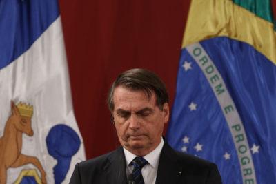 Bolsonaro se burla de primera dama francesa y Macron le responde con todo