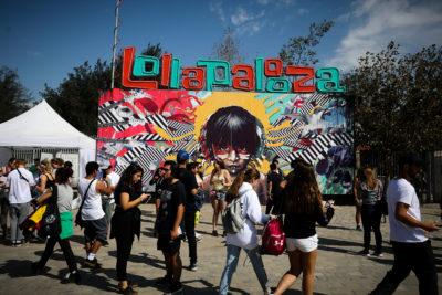 Lollapalooza vendió 50 mil entradas solo en su primer día