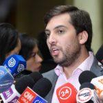 """Raúl Soto: """"Chahín y Ascencio deben explicar por qué se arrodillan frente al Gobierno"""""""
