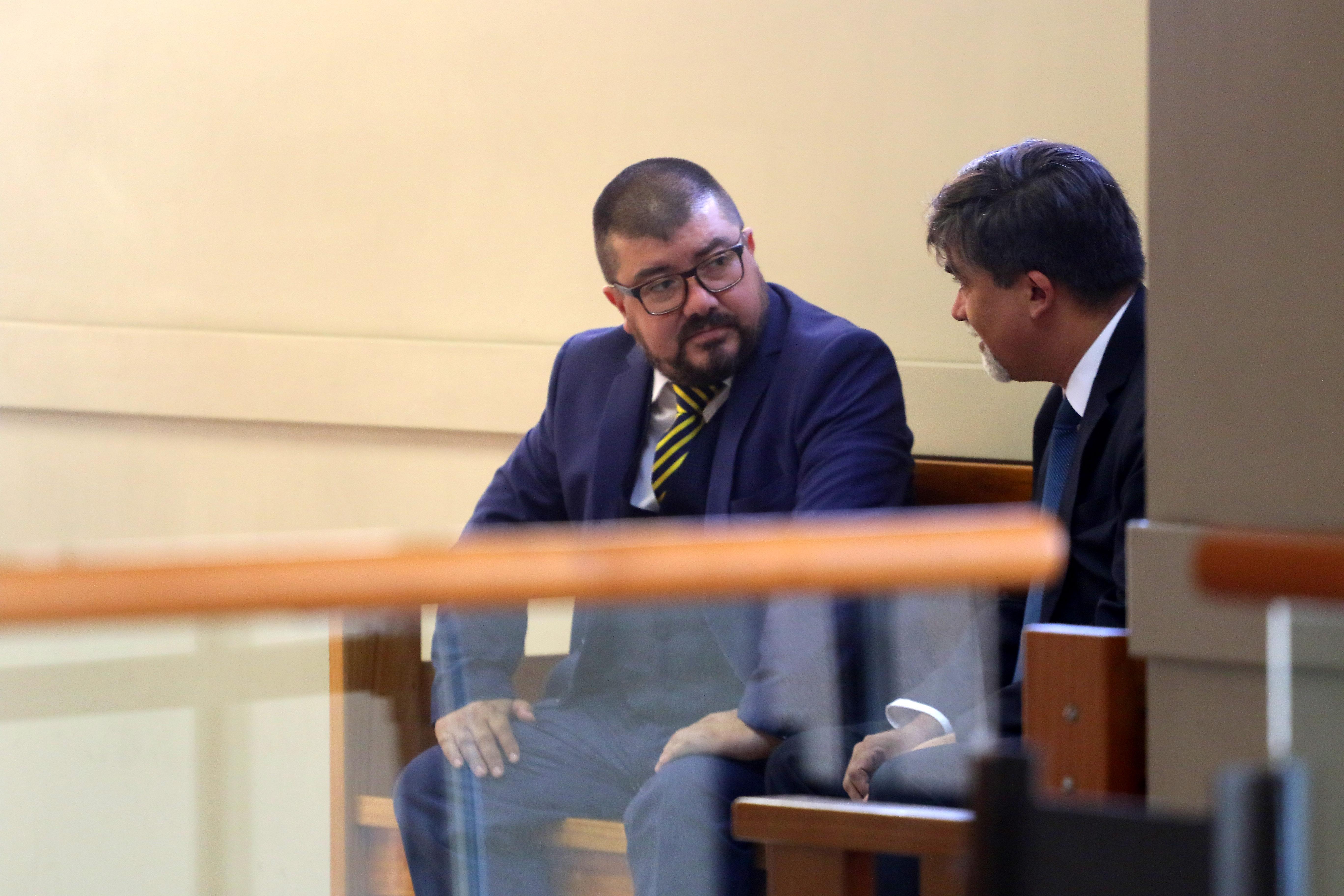 Fiscalía pide periciar todos los mensajes de los celulares de Sergio Moya