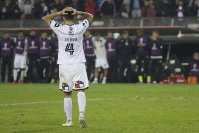 Matías Zaldivia sufre rotura de ligamentos y será baja por seis meses en Colo Colo