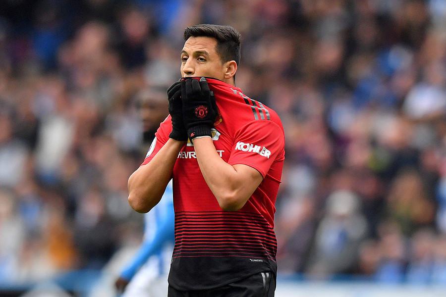 """Robin van Persie: """"Alexis se veía feliz en Arsenal y ahora no"""""""